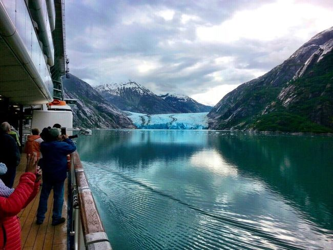 Tracy Arm Fjord Alaska Alaska Alaska Is Where I'm At Taking Photos People Watching People Taking Pictures Of Peopke Taking Pictures People Taking Photos Sea Wonderful Wonder Of Nature