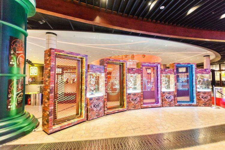 Architecture Casino China City City Of Dream City Of Dreams Cotai Cotai Strip Crown Day Dream Indoors  Macao  Macao China Macau Macau, China Melco Multi Colored No People