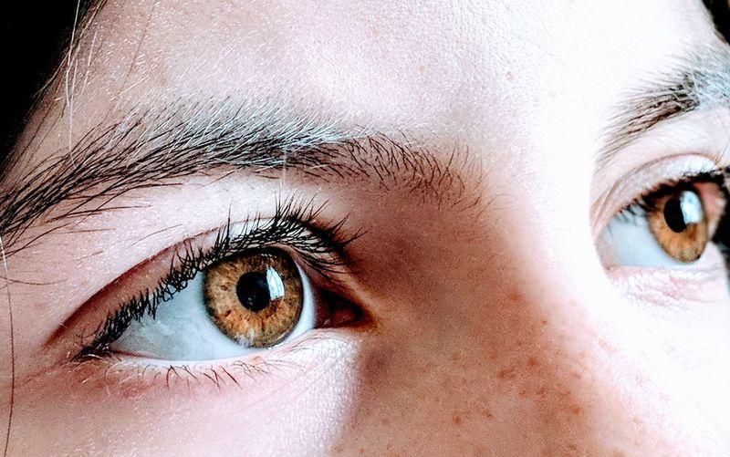Girl Human Eye