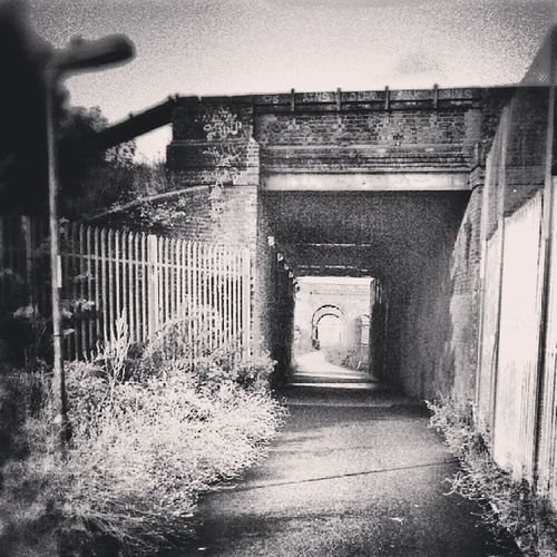 Millwall Thenewden Tunnel Lamppost railway