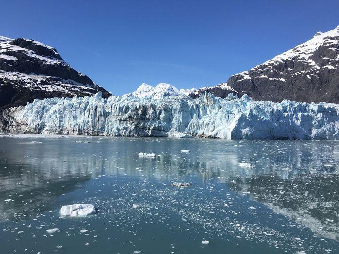 GlacierBayNationalPark Glaciers Alaska