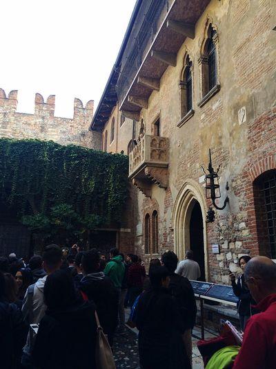 Balcony Shot Romeo And Juliet Love JulietsHouse
