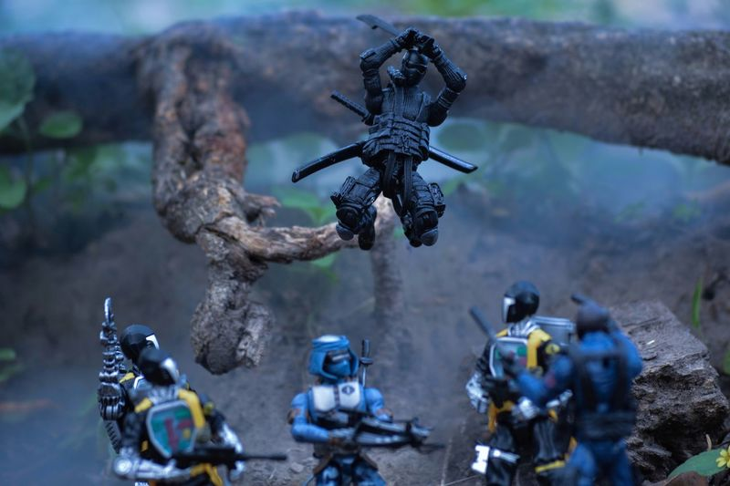 Toyphotography Actionfigurephotography Toygroup_alliance Toptoyphotos Anarchyalliance Epictoyart Gijoe Cobra Creativity Snake Eyes Night Creeper B.A.T.