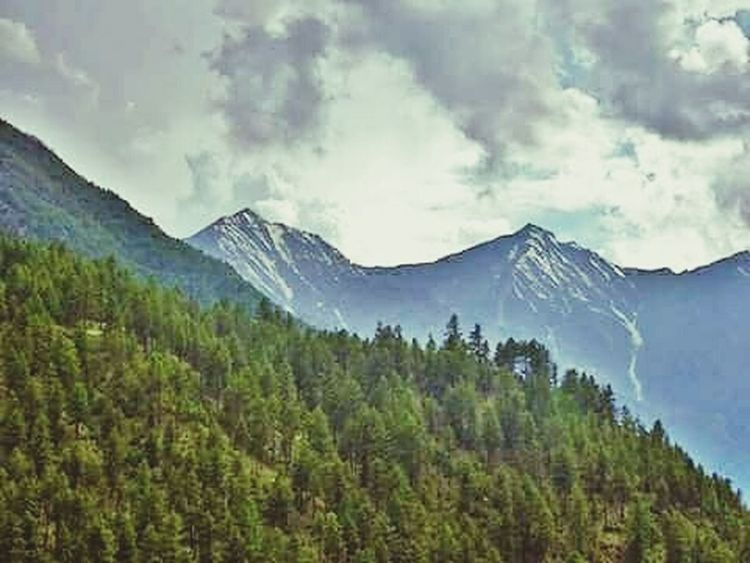 This pic from my wonderful state Himachal Kullu First Eyeem Photo