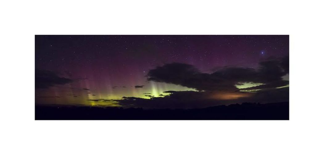 The EyeEm Facebook Cover Challenge Aurora Australis New Zealand Landscape_photography