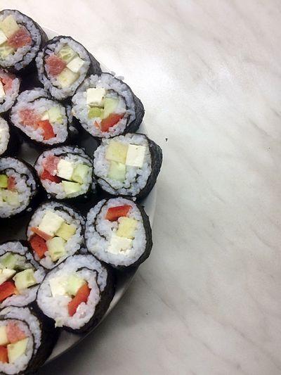 Yammy  Sushi Seafood Rolled Up