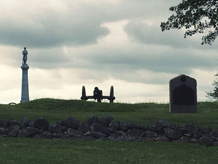 Sommergefühle Gettysburg Landscape Cloud - Sky Summertime Streetphotography From My Perspective Civil War Gettysburg Pennsylvania From My Point Of View Freedom
