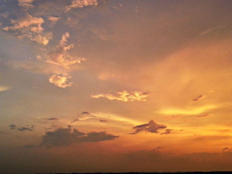Sunset 040514 Cloud And Sky Sky Singapore Sunset