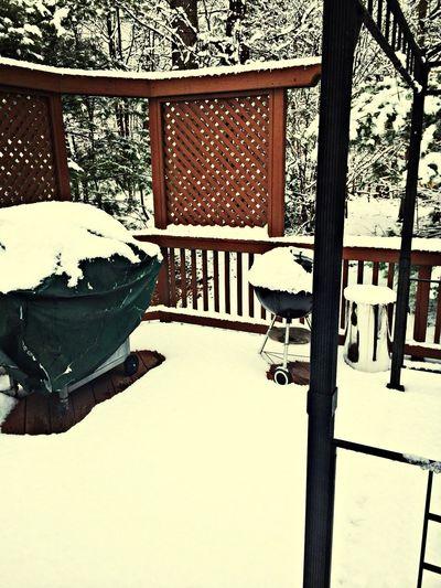 Had enough of snow