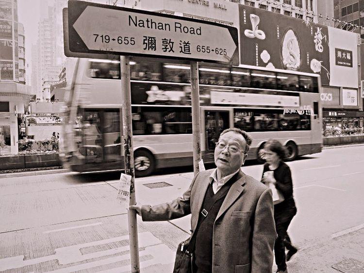 HongKong Black & White Poular Photos ✈