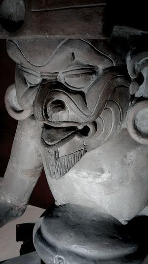 Dios Del Fuego God Of Death Mexico City