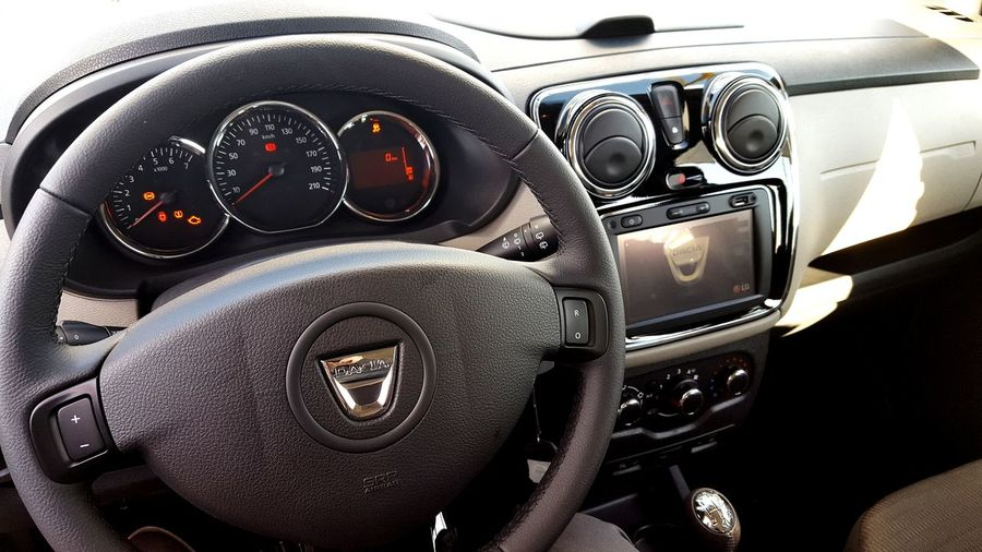 The car I would love to buy Urban4filter Car Family Car Cockpit Dacia New Car