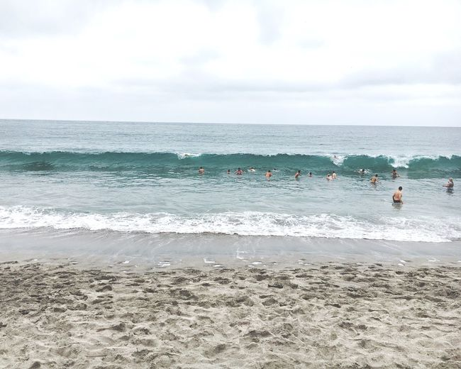 People And Places Los Frailes Beach Manabí Beach Waves Swimming My Year My View