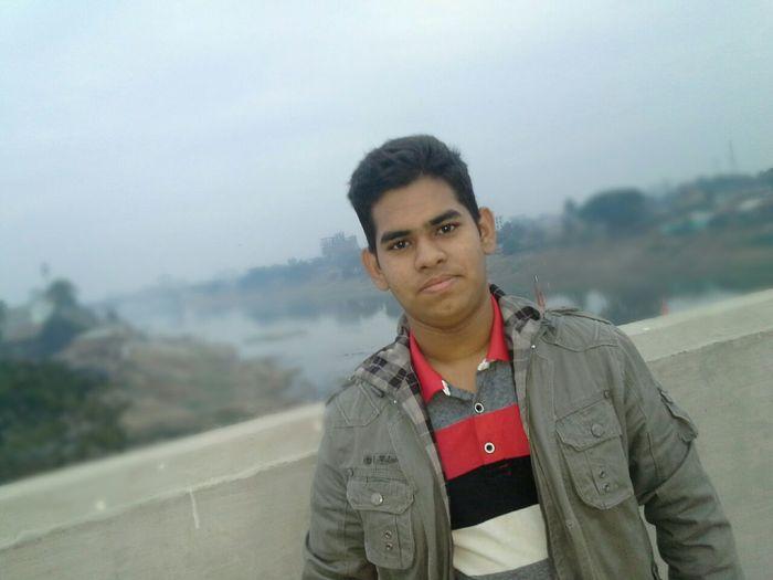 Riverside View Sheikhghat Bridge Hangoutwithfriends Beautiful Nature Enjoying Life