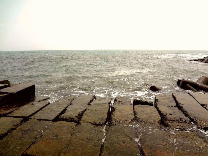 Goa.aa..... !!!Sea