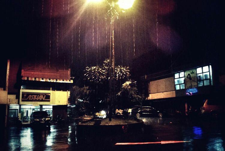 Lights & Rain Rain Mobile Photography Street Photography Samsung Galaxy Camera Indonesian Street Photography Android Photography