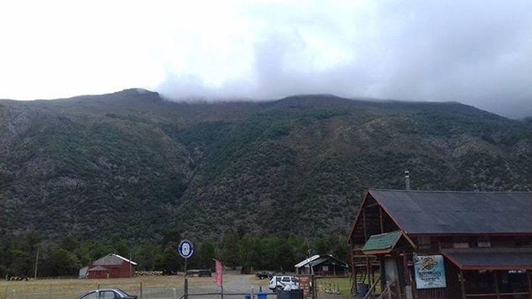 Termas de chillan ^^ Termas Chillan Camino Altura Cielo Lluvia Nube Vientos TermasdeChillan