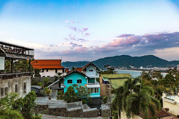 Streetphotography Art Photographer Composition Photography Photographylovers Travel Tourism ASIA Thailand Clouds And Sky Urban Landscape Colors Mountains