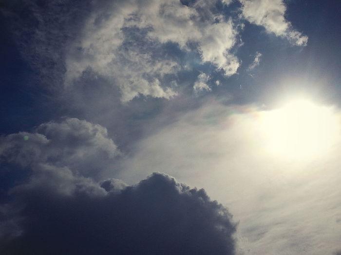 Sunshine Skyporn Cloudporn Sky Collection