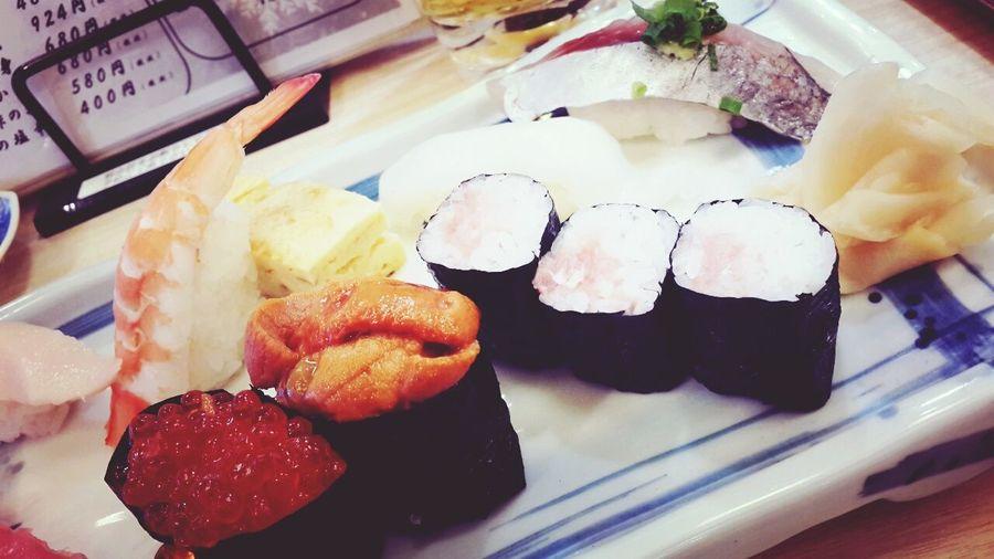 Nigiri Eating Sushi Cheese!