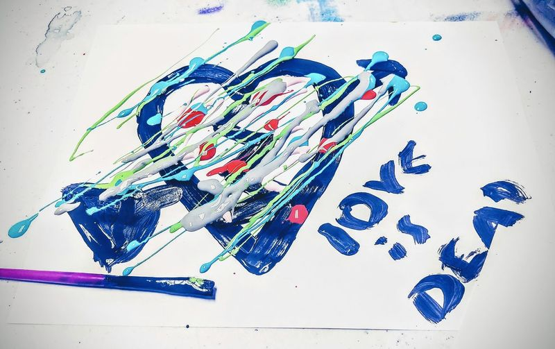 Love is Deas Mental Health  Recovery Drug Recovery Rehab California Art Painting Heart Painting Heart Art Sad Love Is Dead Love No Love Society Evil Corrupt Huntington Beach Costa Mesa CA