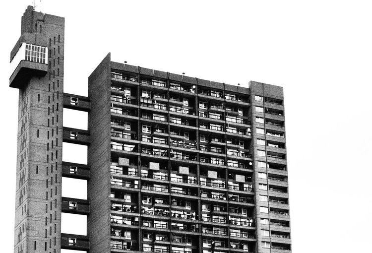 The Architect - 2015 EyeEm Awards Trellick Tower London Blackandwhite Golborne Road Architecture Architecture_bw Streetphotography Streetphoto_bw