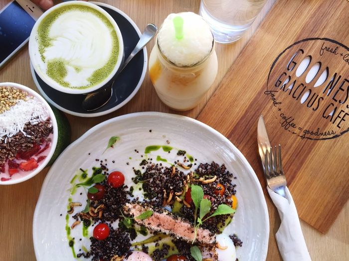 Because eating healthy is your choice. Food And Drink Healthy Eating Musttry  Discoverqueensland Brisbaneanyday