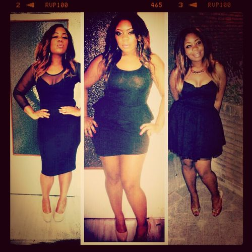 Looking For Trouble All Black Everything ♡