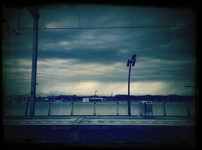 Bad Weather Rolling In Arnhem Arnhem Zuid Cloud Porn
