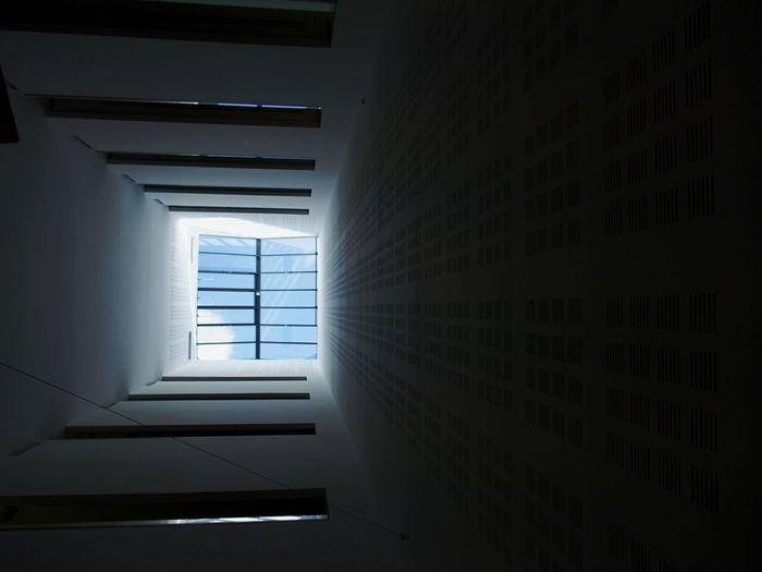 Shaft Of Light Architecture Day Daylight High Above Indoors  No People Shaft Window