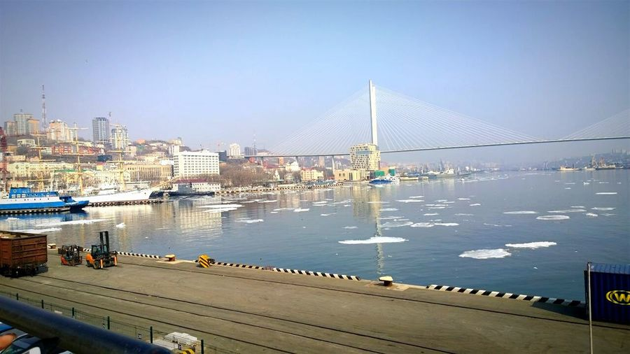 Vladivostok Sea Spring