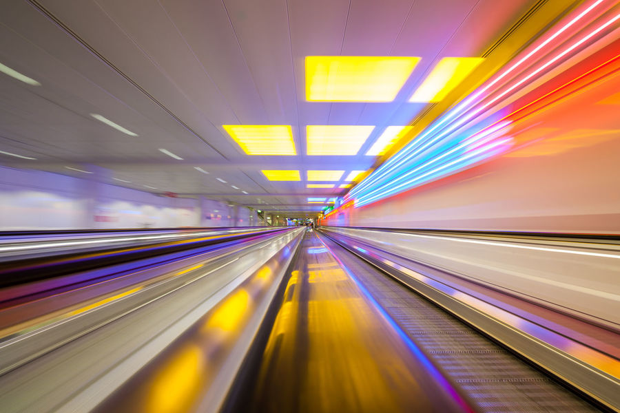 Airport At The Airport Munich Learn & Shoot: Leading Lines Colors Colorful Lightspeed Speed Of Light In The Terminal Capturing Movement All The Neon Lights Q wie Quietschebunt Photography In Motion Market Bestsellers May 2016 Market Bestsellers August 2016 Bestsellers