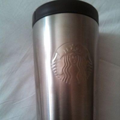 Awesome Present!!! Starbucks Sbucks Starbucksislife Bday presents