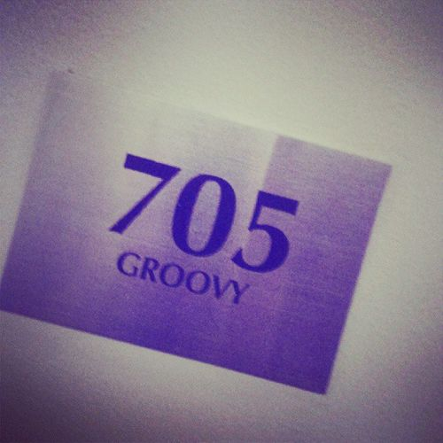 705 Groovy