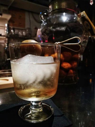 Umeshu (plum wine) Japanese Beverage Japanese Beverages Japanese Drink Cold Beverages Cool Drinks Plum Wine Alcoholic Drink Alcoholic Beverage Umeshu Alcohol Drink Drinking Glass Cold Temperature Cocktail