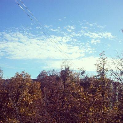 Погода в тему события! 20.10.2013 знаменательный день! Новая песня от 4post @bikbaev4post станет мировым хитом, чувствую! 