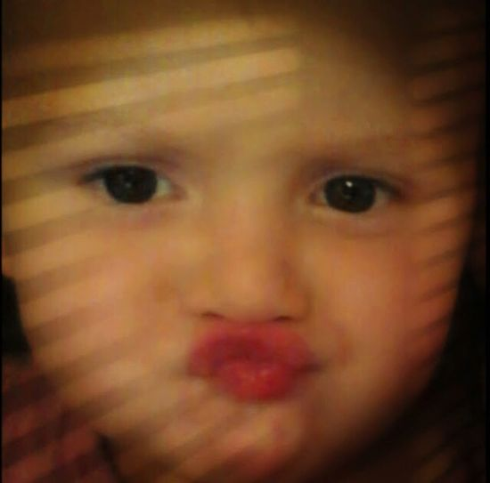 Granddaughter Grandbaby Duck Lips ♥ Duckface Ducklips Daughter Cutenessoverload Cuteness Overload Cuteness Overload!! The Portraitist - 2016 EyeEm Awards
