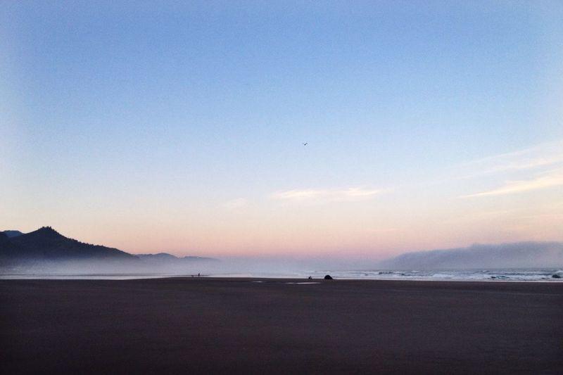 La push beach,