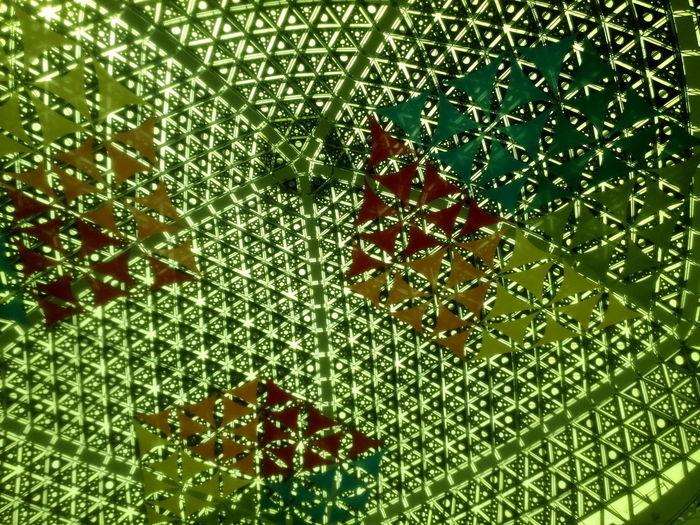 Art in Design! Colour Design Mosaic Bizarre Art Design Element Dizzy Art Dots Look Above Shapes And Forms Unique Designs