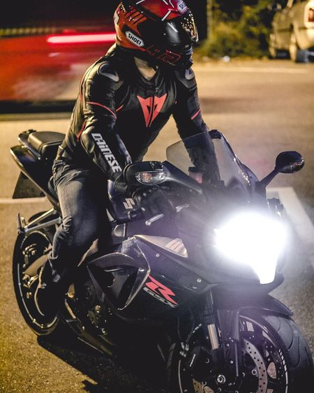 Motogram1n6 Motorcycle Motorbike Gsxr Shoei Dainese Suzuki Street Photography Street Photography The Week On EyeEm