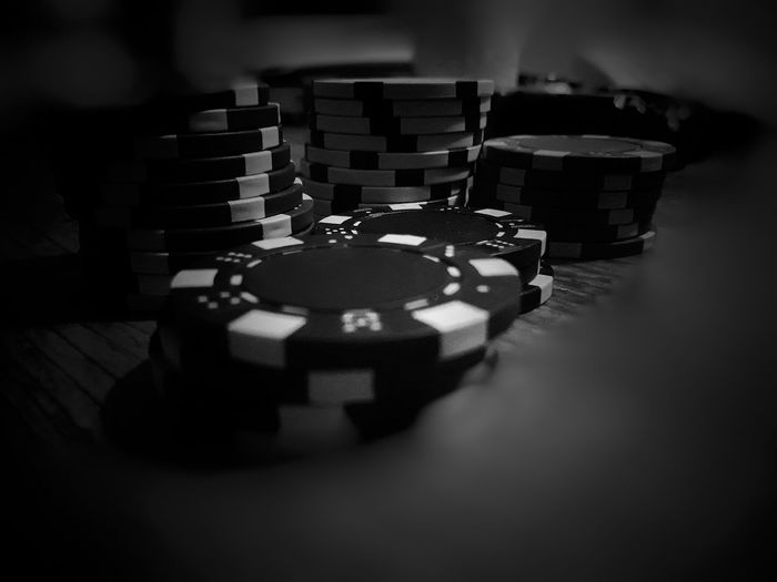 No People Indoors  Night Close-up Gambling Chip BYOPaper! EyeEmBestPics Capture The Moment Photagraphgy Photographing Snapseed Samsung Galaxy 7J Prime Black And White Collection  Black And White Collection  Blackandwhite Photography Playing Poker Black And White Collection  Black & White Blackandwhite Playing Cards With Friends