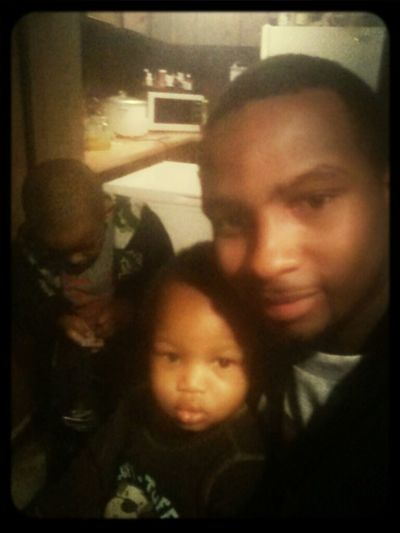me and my nephews j wouldn't look up for nothin