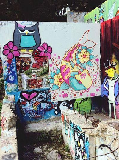 EyeEm Exploring Street Art Street Art/Graffiti Art Gallery