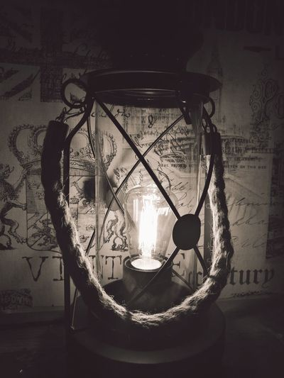 Honor Huawei Photography Honorv10 Old Oil Lamp EyeEm Masterclass Light Bulb Bulb Text Letters Dark Black & White Sepia Sepia_collection Light Light And Shadow Lamp Vintage Vintage Style Energy Efficient Lightbulb Retro