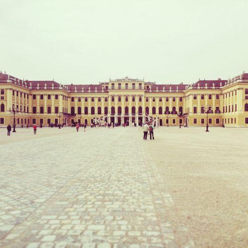 Starting A Trip Amazing Vienna Austria Czechgirl