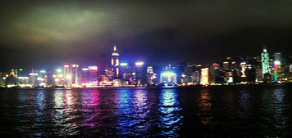 香港 Night HongKong