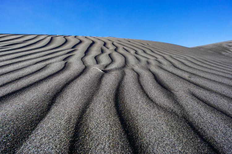 Pattern at Whispering Sand, Bromo, East Java, Indonesia Backgrounds Beauty In Nature Blue Blue Sky Bromo Close-up Day Full Frame Horizon Over Land Landscape Natural Pattern Nature No People Outdoors Pattern Color Palette Scenics Sky Fine Art Photography Tranquil Scene Tranquility Whispering Sands The Great Outdoors With Adobe The Great Outdoors - 2016 EyeEm Awards Nature Diversities