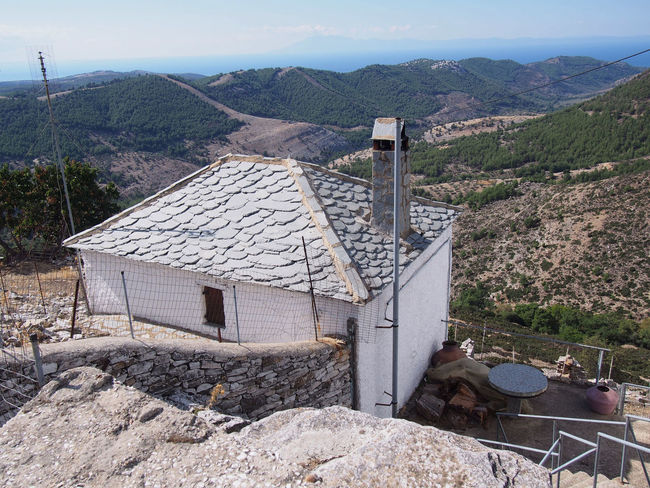 Katarzyna Dziemidowicz Rocks And Minerals That's Me Architecture Beauty In Nature Building Building Exterior Built Structure Castro Day Esposition Greece House Landscape Mountain Mountain Range Nature No People Old House Outdoors Scenics Sky Stone House View From Above Village White