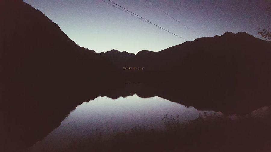 Lake Night