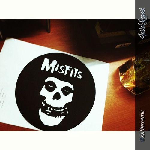 "Yay or Nay? @zaffarramli ""Mousepad Misfits by girlfriend @yayamisteriya follow her to order guys! :)"""